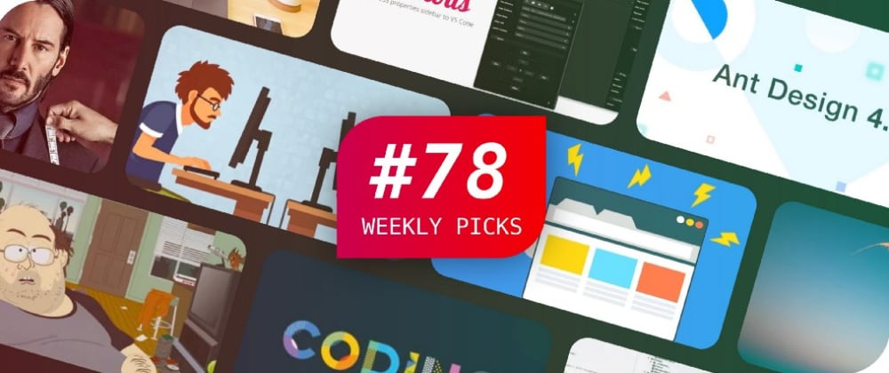 Cover image for Weekly Picks #78 — Development Posts