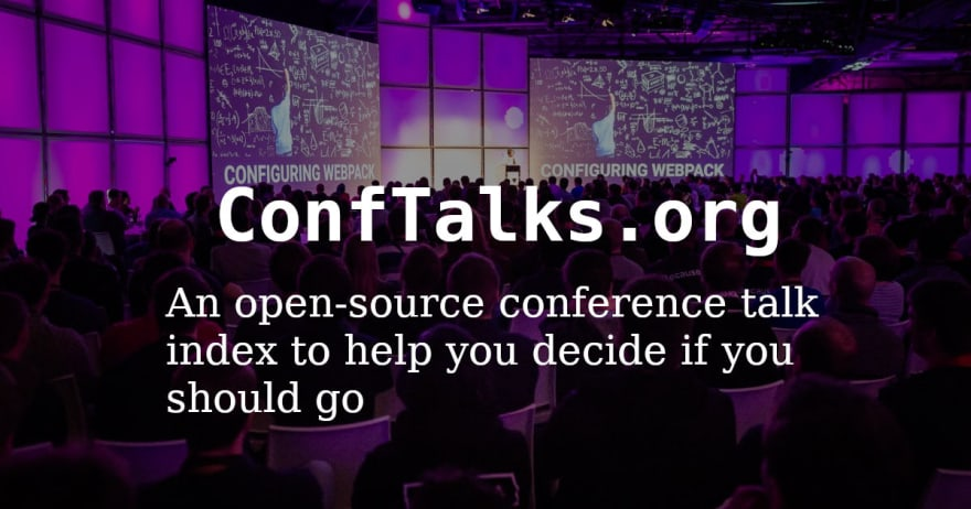 ConfTalks