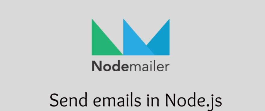 Confirmation Email with Node.js