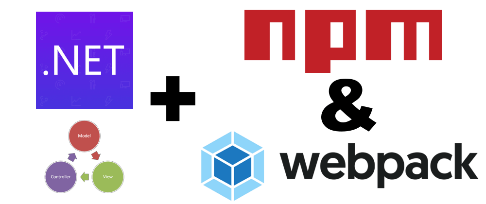 Cover image for Managing ASP.NET Core MVC front-end dependencies with npm and webpack (part 1)