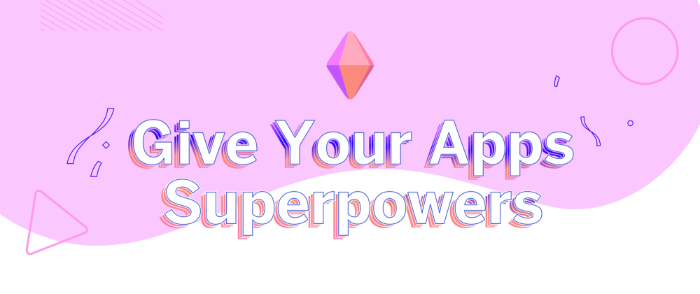 Cover image for Boosted Apps: Glitch Apps with more power!