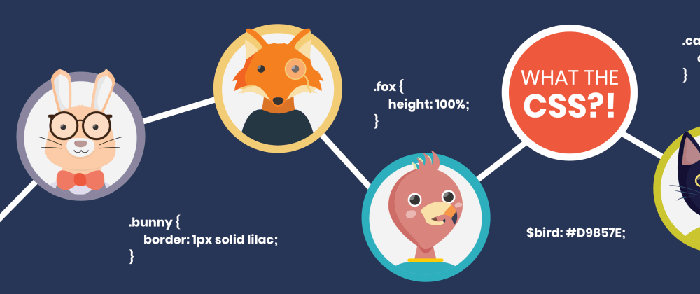 Cover image for What the CSS?! - A 30 Day CSS Course
