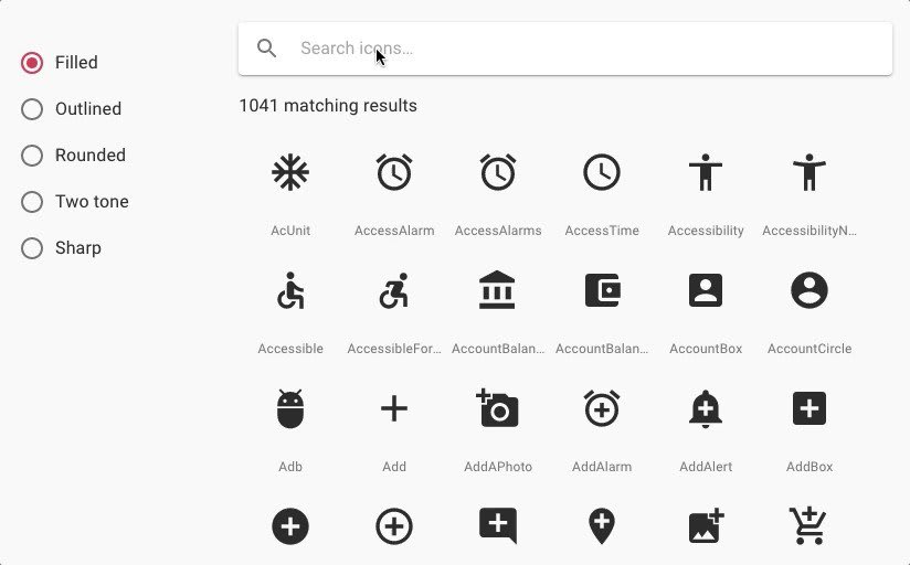 Now Use Material-UI Icons With Super Ease - DEV Community
