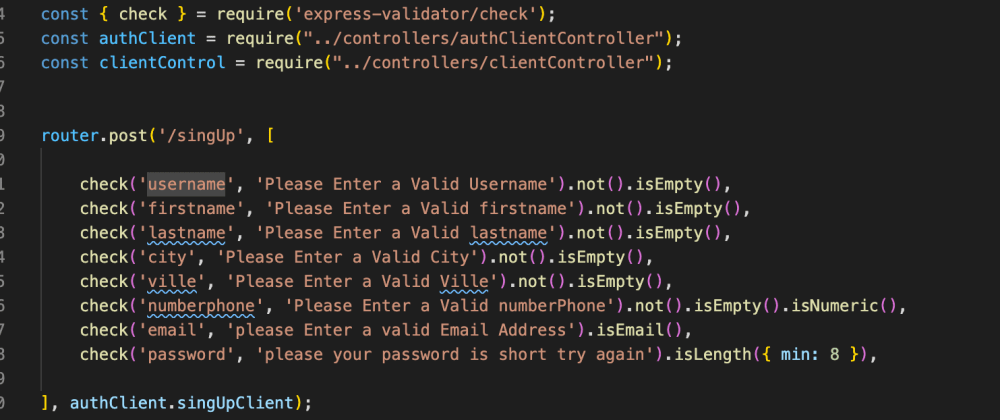 Cover image for Authentication in NodeJS With Express and Mongo use Mongoose and  #1