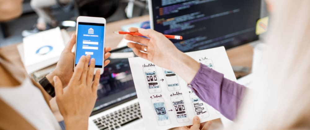 Cover image for Checkout 6 Basic Steps to Learn Mobile App Development Lifecycle