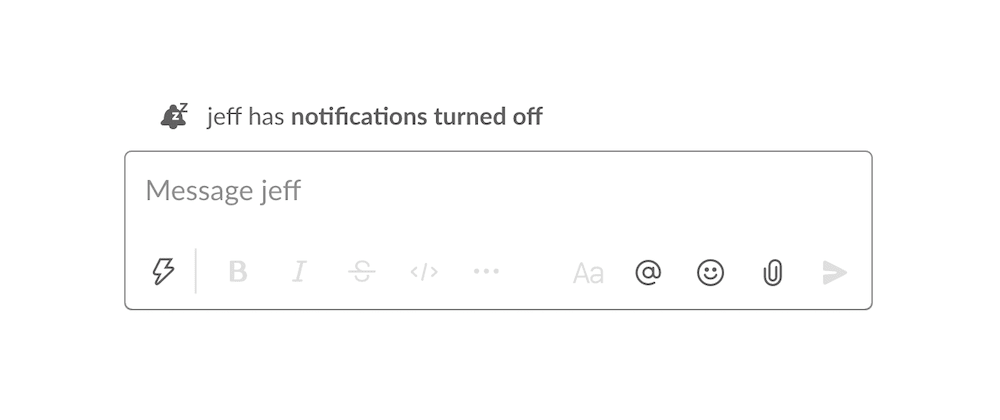 Cover image for Embrace email, mute Slack. A policy for handling incoming messages
