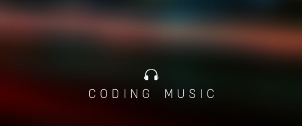 Cover image for Music for Coding