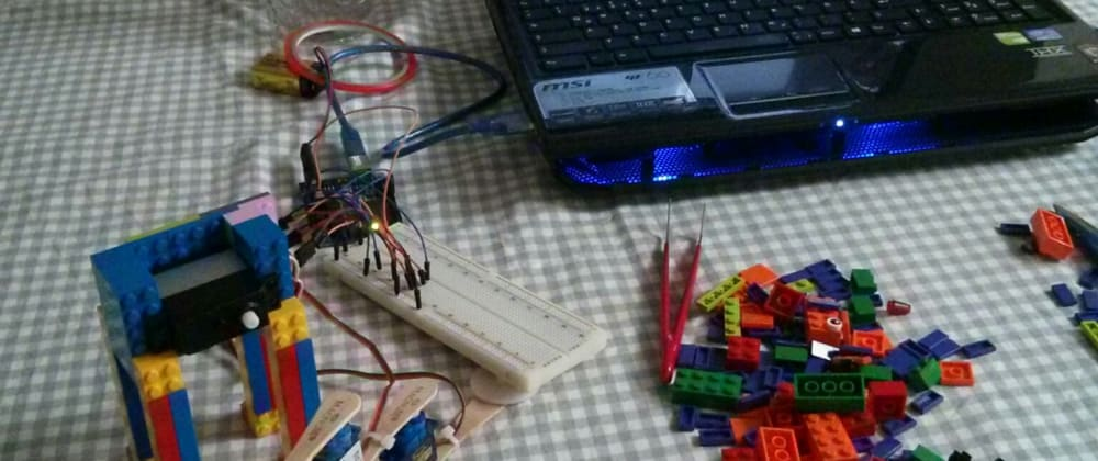 Cover image for Tech stack for DIY robotics project