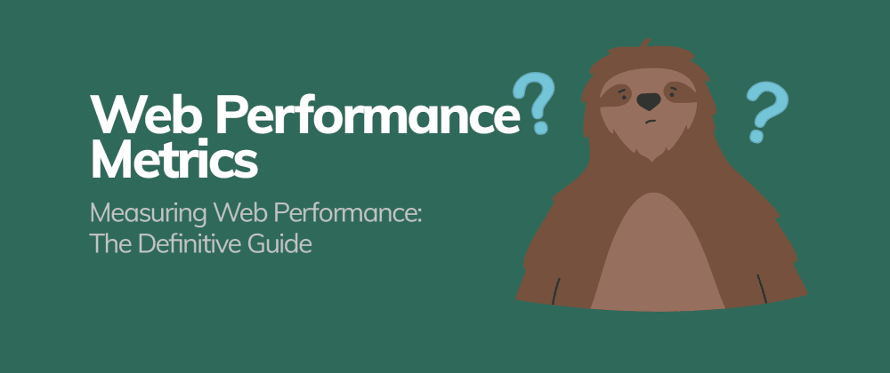 Cover image for Web Performance Metrics