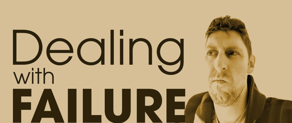 Cover image for Dealing with Failure