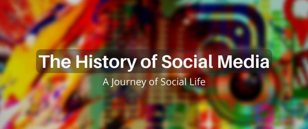 Cover image for Evolution of social media