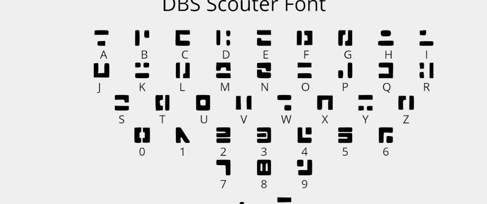 Cover image for Making Dragon Ball Scouter Font