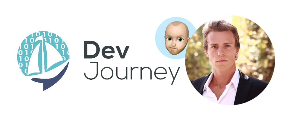 Cover image for Hadelin de Ponteves is as much an entrepreneur as he is a data scientist... and other things I learned recording his DevJourney