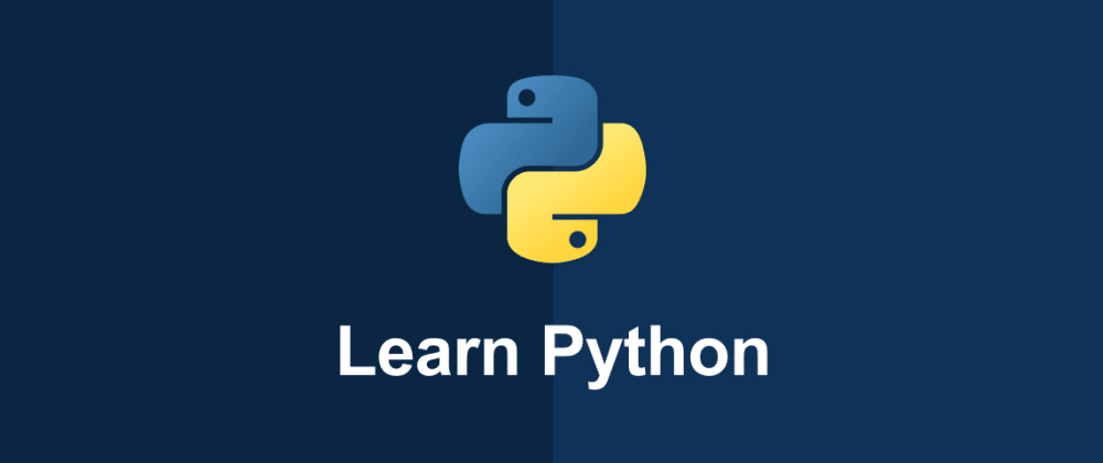 Cover image for Want to learn Python? Here's our free 4-hour interactive course