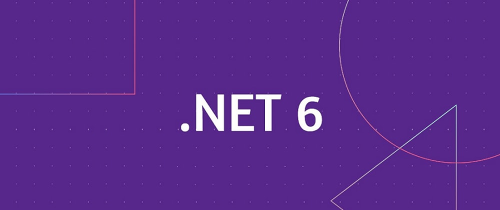 Cover image for .NET 6