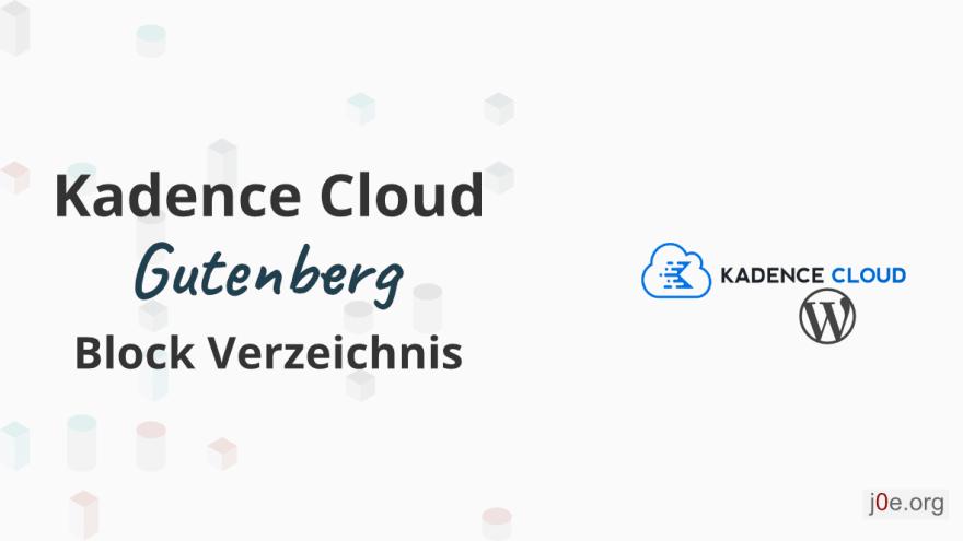 Kadence Cloud Review