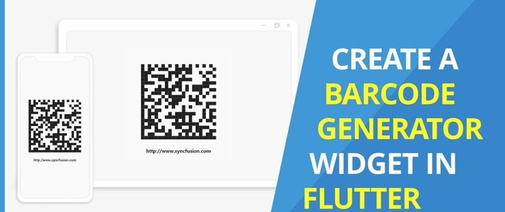 Cover image for Create a Barcode Generator Widget in Flutter