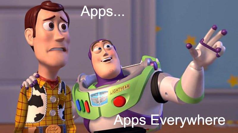 Apps Meme