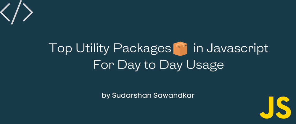 Cover image for Top Utility Packages In Javascript