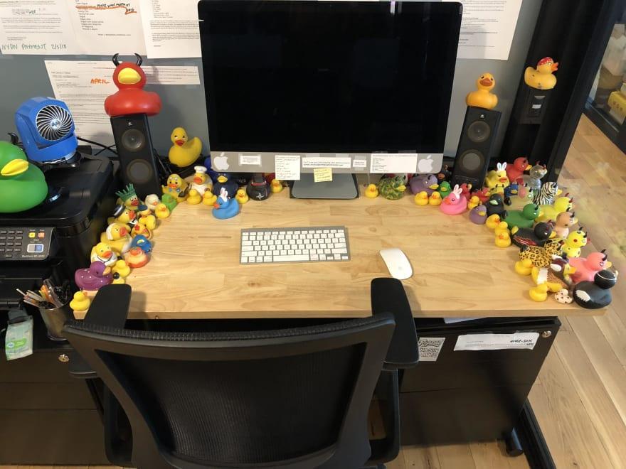 Duck Desk