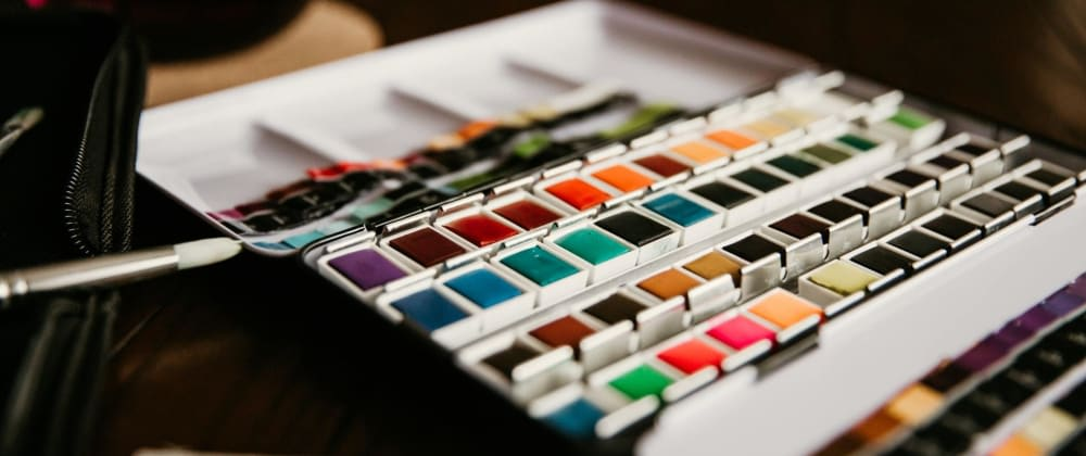 Cover image for Gutenberg editor color palettes for WordPress themes