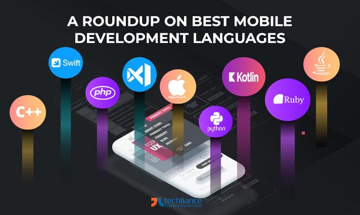 Best Mobile Application Development Programming Languages