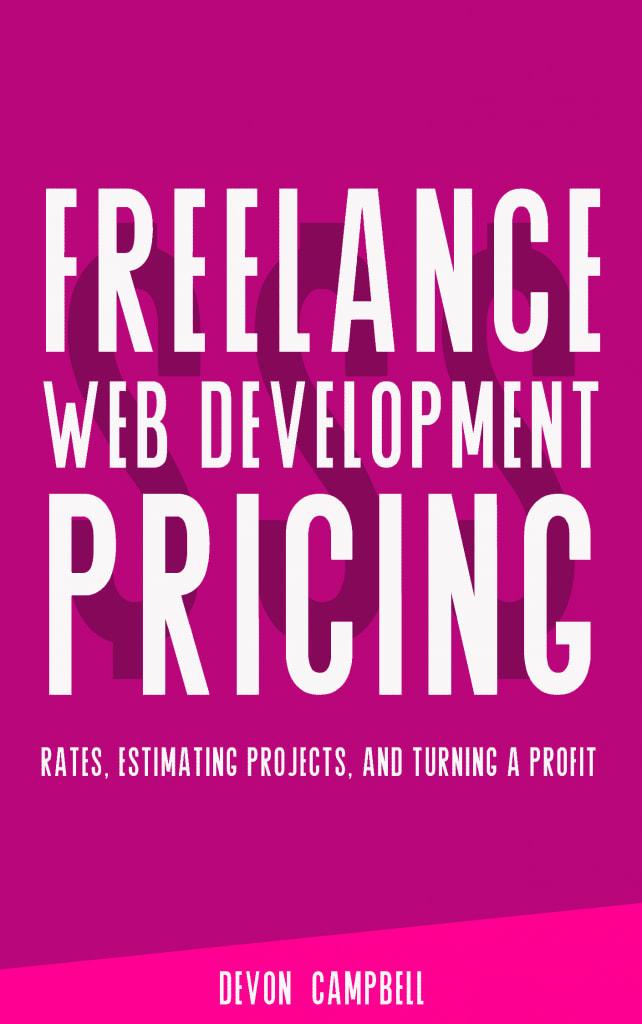 Freelance Web Development Pricing book cover