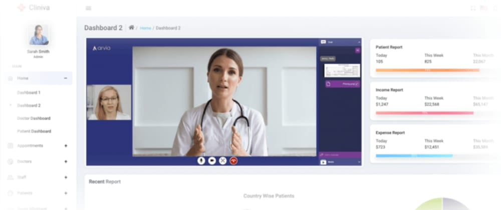Cover image for How to add video chat on your website using Arvia Web SDK