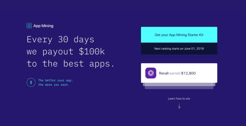 app mining