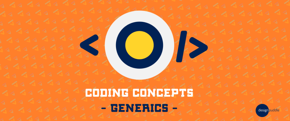Cover image for Coding Concepts - Generics