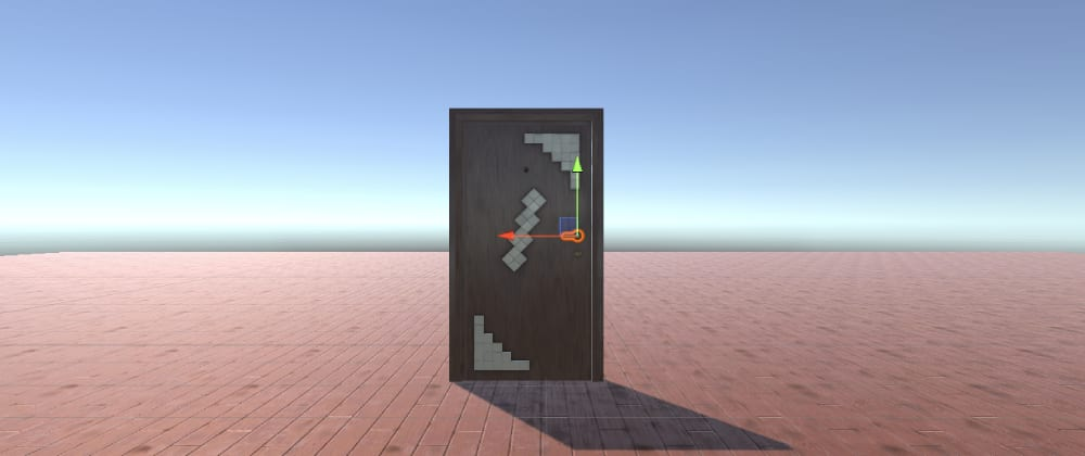 Cover image for Implementing key objects in Unity by a newbie. Part 1.