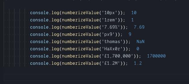 numberizePixels examples