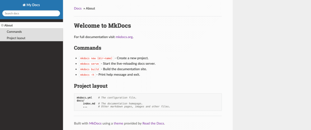 Cover image for Publish your Markdown docs on GitHubPages