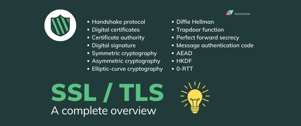 Cover image for A complete overview of SSL/TLS and its cryptographic system