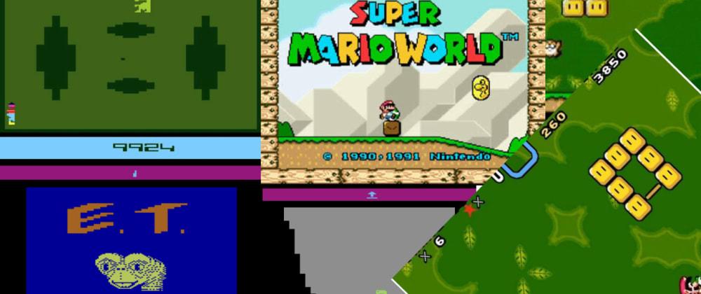 Cover image for Como UX engaja seu produto para o sucesso: ET Atari 2600 e Super Mario World NES