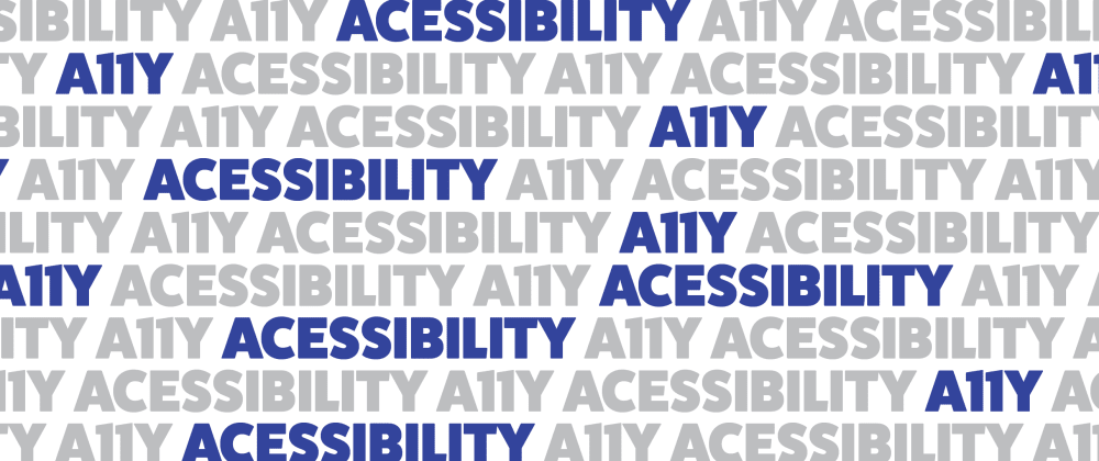 Cover image for 5 Free Awesome Resources to Start Learning Accessibility!