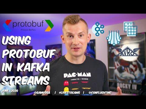 Protobuf with Kafka Streams