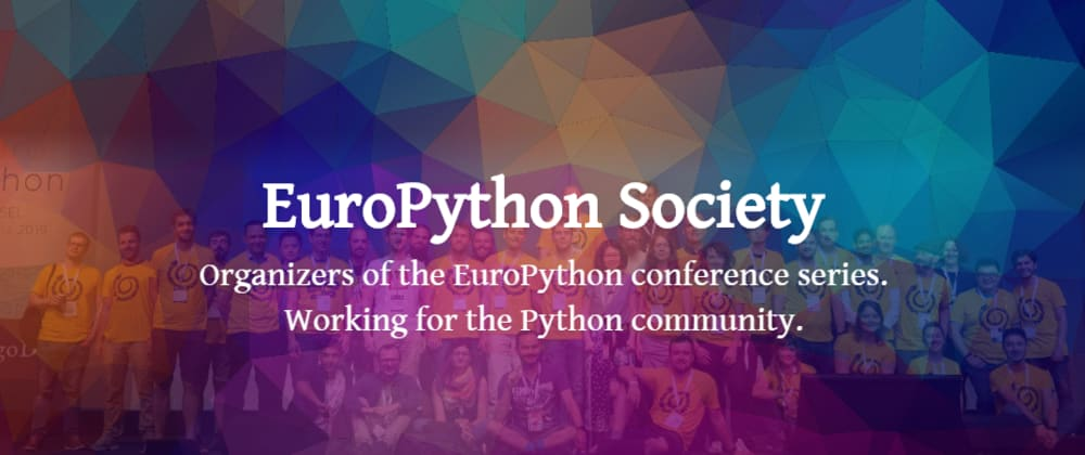 Cover image for 🌈 Launching the EuroPython Society Fellow Grant