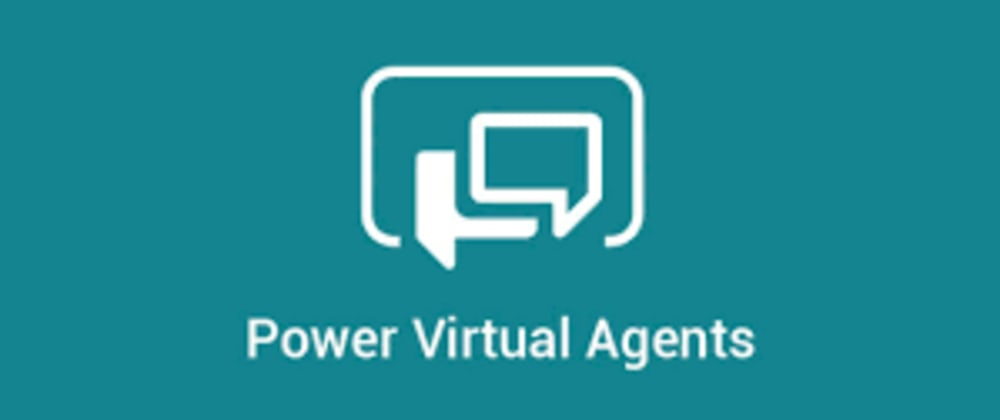 Cover image for Deep Dive into Power Platform #3 Power Virtual Agents