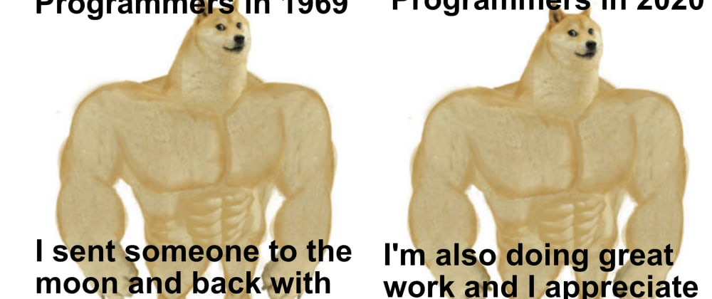 Cover image for Programmers These Days