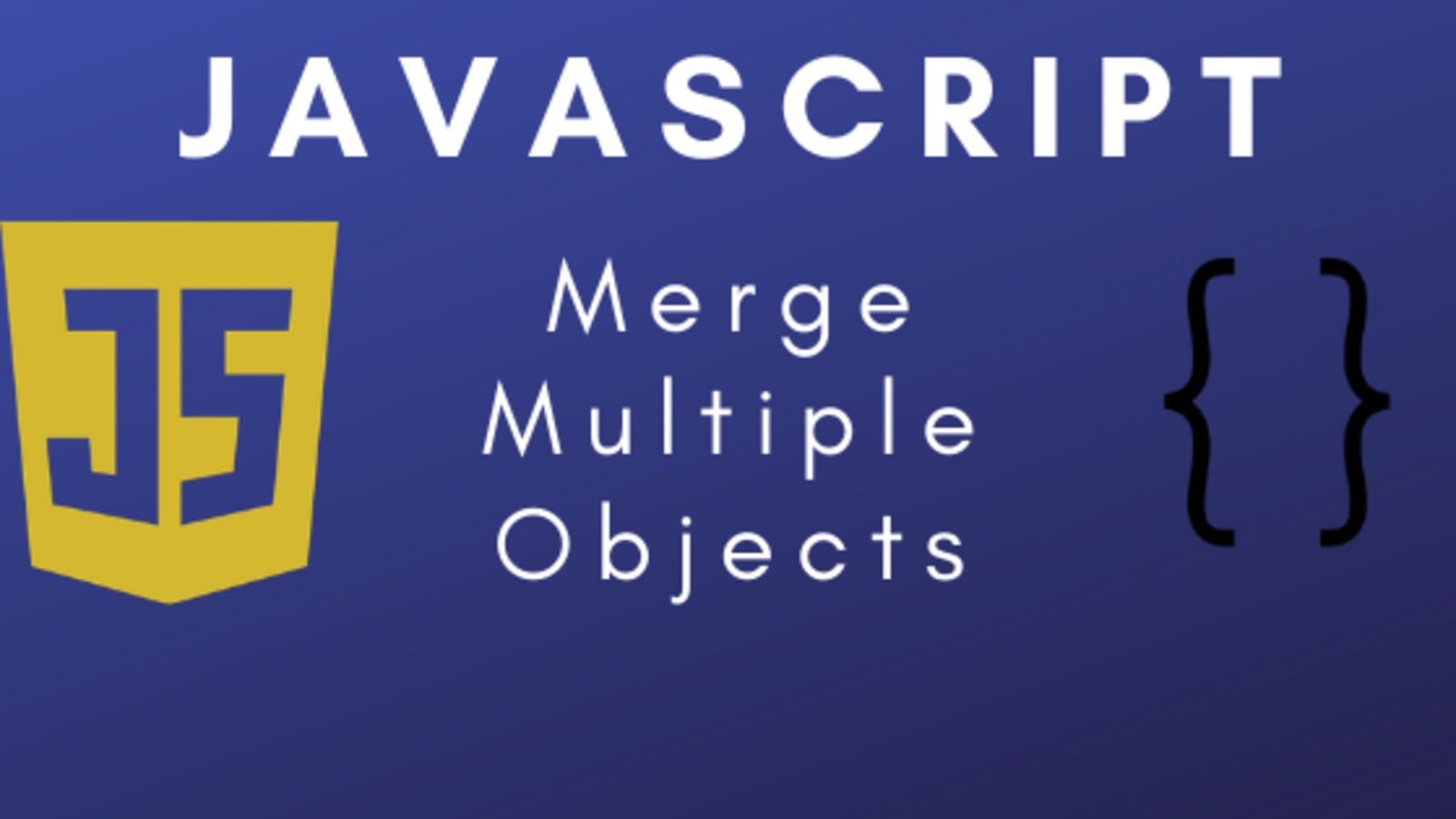Javascript: how to merge multiple objects with sum of values - DEV
