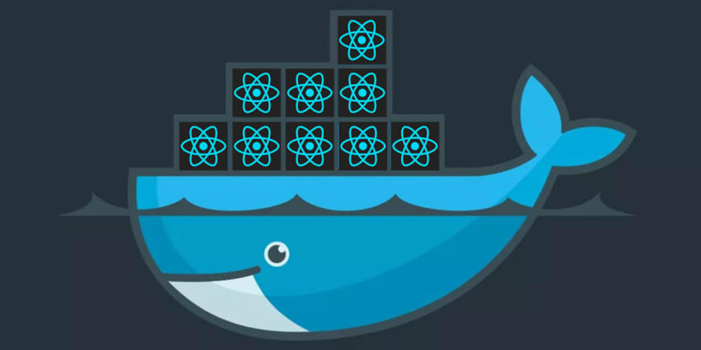 Yet another way to containerize your React app with Docker multi-stage build