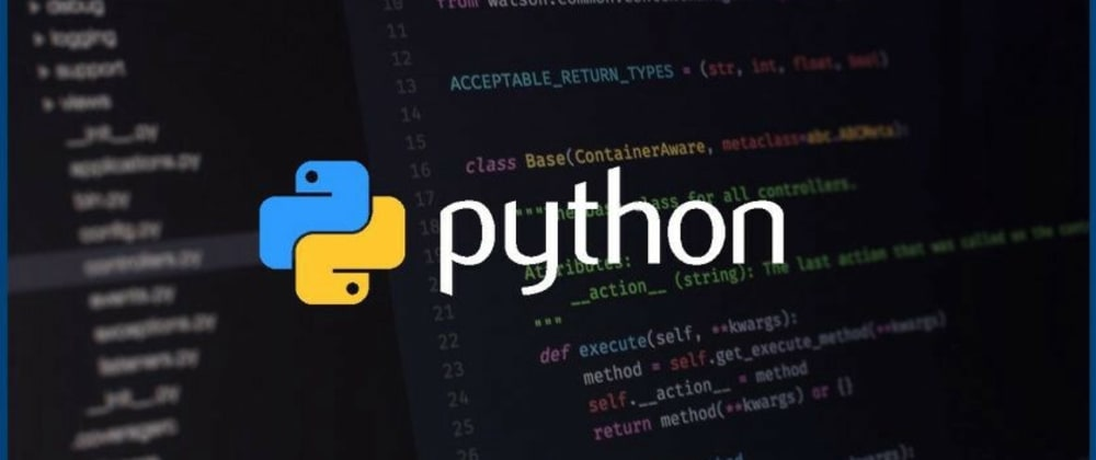 Cover image for Getting bit by Python
