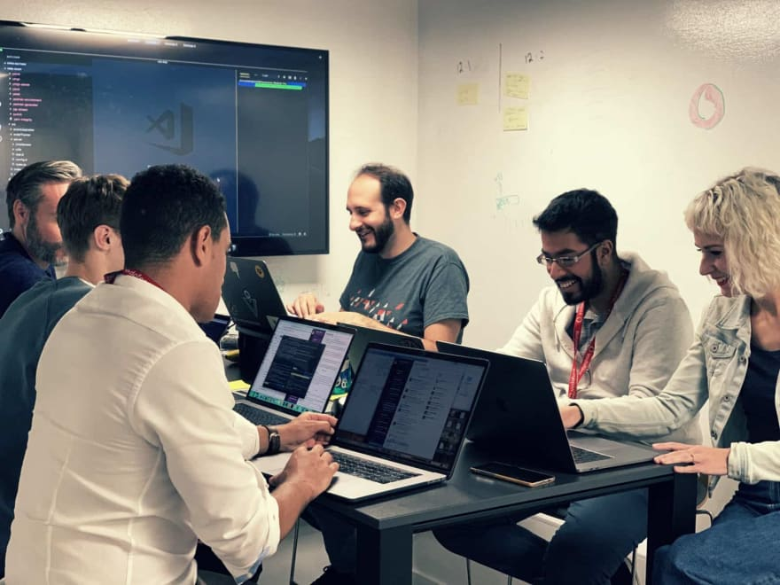 From musician to developer at Vodafone thanks to Makers bootcamp