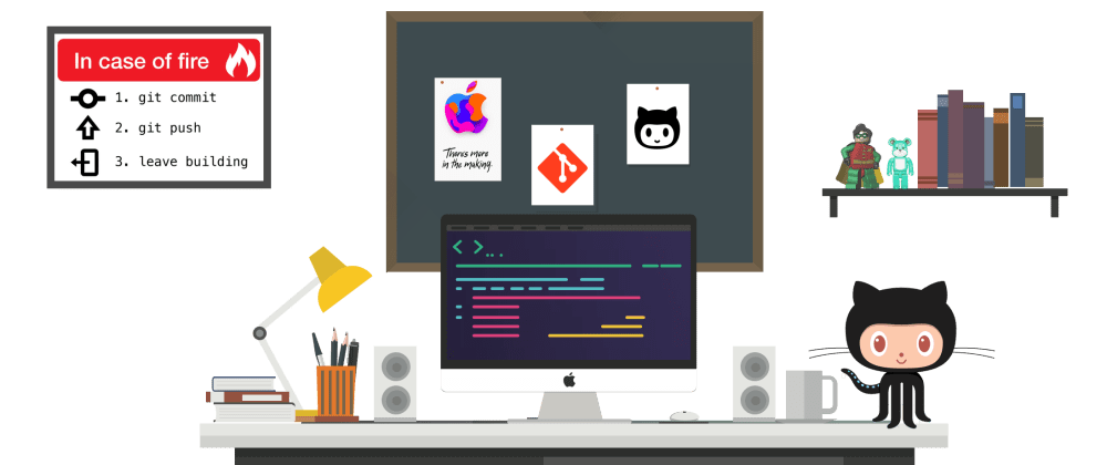 Cover image for Learn the Basics of Git in Under 10 Minutes
