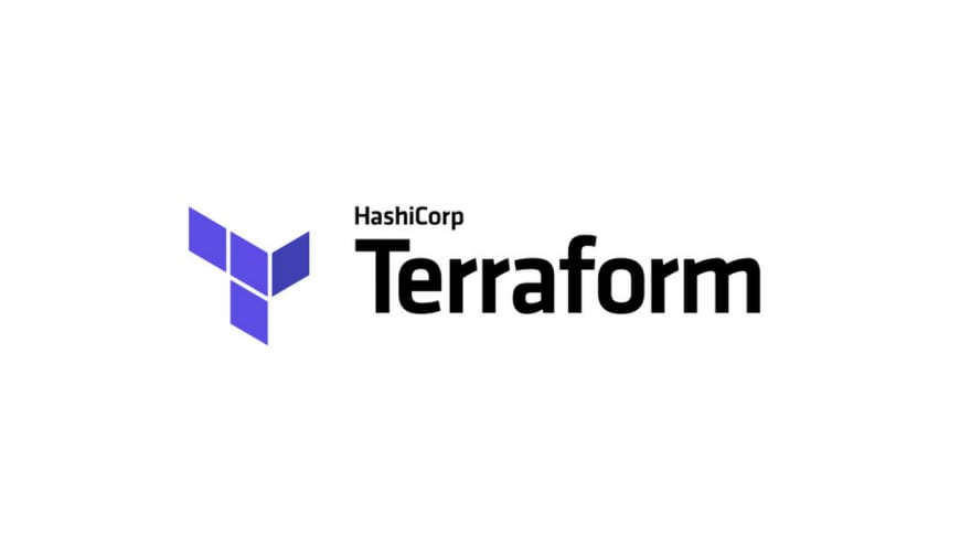 Terraform logo by HashiCorp