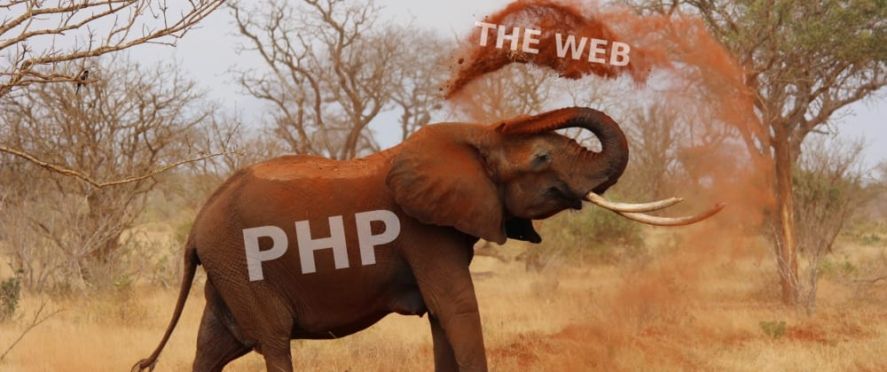Cover image for The State Of PHP Today