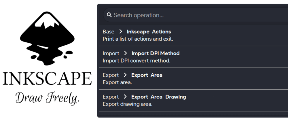 Cover image for Inkscape Command Palette: GSoC 2020