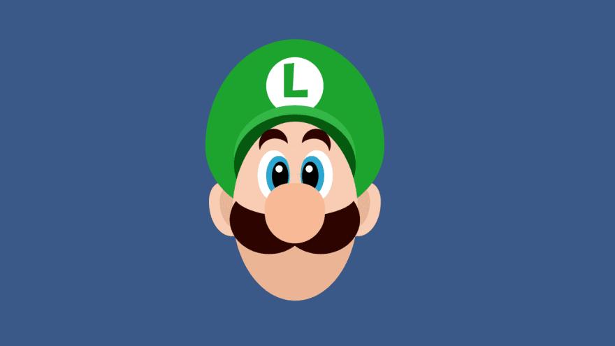 Luigi in CSS