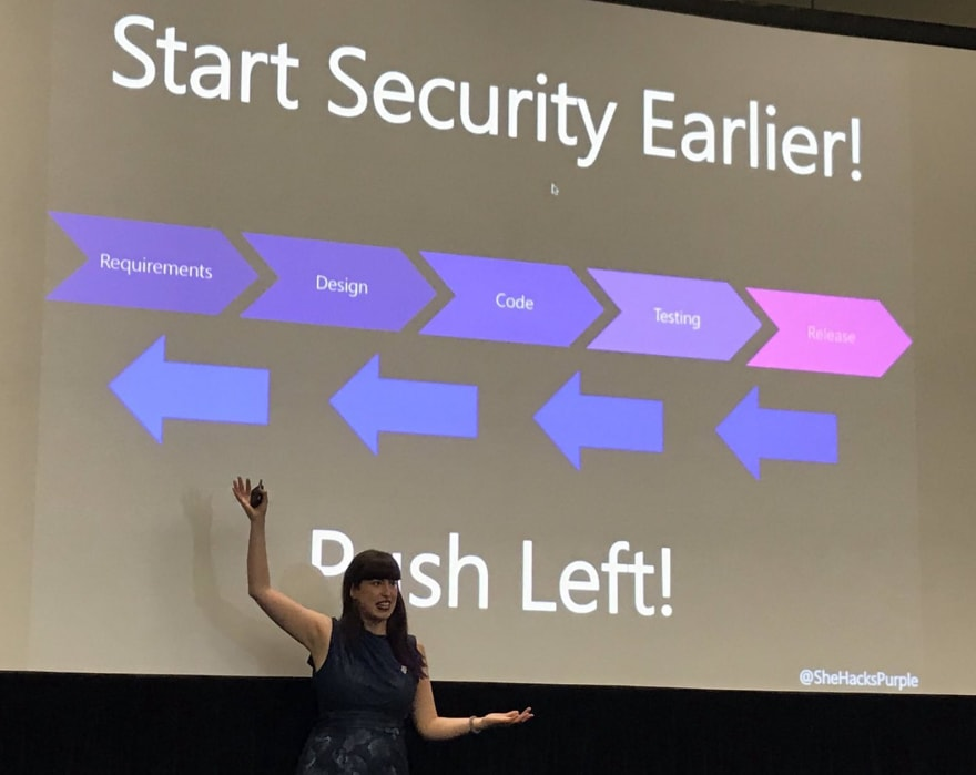 Start Security Earlier! SecTor 2018
